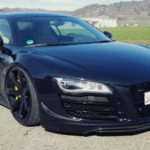 CORSPEED CHALLENGE AND AUDI R8