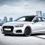 Audi A5 B9 with the new Deville Inox wheel design