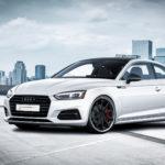 Audi A5 B9 mit dem neuen Raddesign Deville Inox