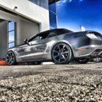 Corspeed Challenge 9×21 + 10,5×21 für den Ford Mustang LAE by Schropp Tuning