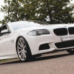 BMW 5-series F11 with Corspeed Deville rims