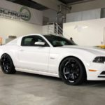 Corspeed Sports Wheels Challenge on Ford Mustang S197 FOX