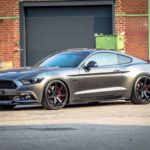Corspeed Challenge on Ford Mustang