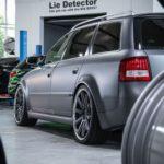 Corspeed Deville Inox on Audi RS6 4B