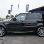 Corspeed Deville on Range Rover Sport