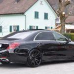 Corspeed Deville auf Mercedes S-Klasse