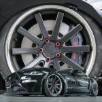 Deep Concave Wheels an Racingbolts