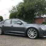 Audi S8 with Corspeed Deville Wheels