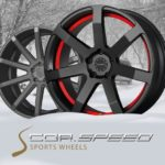 Cool Winterwheels from Corspeed