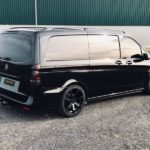 Corspeed Challenge for Mercedes Vito