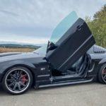 Corspeed Deville Inox für Ford Mustang S197