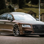 Audi A8 S8 with the Corspeed Deville